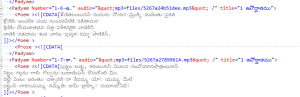 Input_Xml